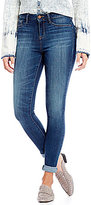 William Rast Sculpted High-Rise Skinny Jeans
