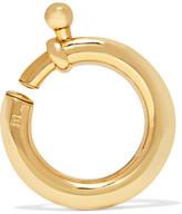 Balenciaga Gold-tone Ear Cuff