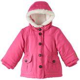 Carter's Baby Girl Hooded Parka Jacket