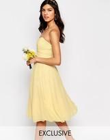 TFNC WEDDING Prom Midi Dress
