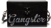 Edie Parker Small Trunk Gangster Clutch