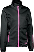 Under Armour UA ColdGear® Infrared Softershell Jacket (For Big Girls)