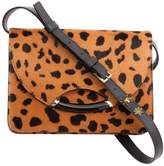Charlotte Olympia Pony-style calfskin crossbody bag