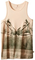 Stella McCartney Valentine Tank with Horse Graphic Girl's Sleeveless