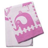 Jonathan Adler Pink Junior Animal Blanket