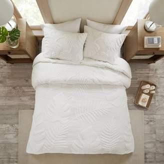 JLA Home Ceiba Tufted Cotton Chenille Comforter Set