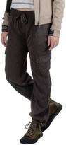 Fillmore America Drawstring Cargo Pants - TENCEL®-Rayon (For Women)
