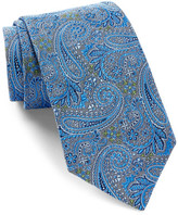 Robert Talbott Estate Paisley Silk Tie