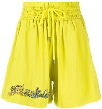 Frankie Morello Signature Logo Shorts