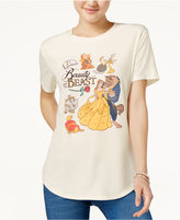 Disney Beauty and the Beast Juniors' Graphic T-Shirt