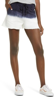 Ten Sixty Sherman Tie Dye Cotton Sweat Shorts
