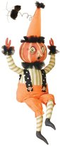 Gallerie II Ike Pumpkin Guy Figure, 30 Inches,Fabric