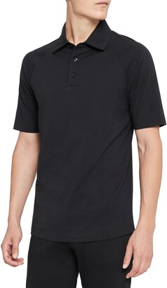 Theory Relaxed Fit Cotton Polo