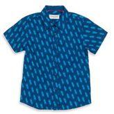 Sovereign Code Toddler's & Little Boy's Neal Rocket-Print Shirt