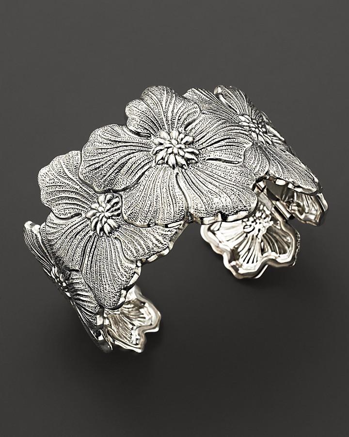 """Buccellati Blossom"""" Cuff Bracelet"""