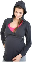 Belabumbum Hooded Wrap - Black-Large/X-Large
