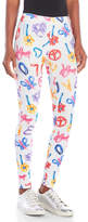 Love Moschino Logo Balloon Leggings