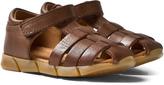 Bisgaard Brown Sandals