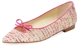 Butter Shoes Parquet Pointed-Toe Flat