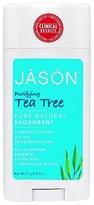 Jason Purifying Tea Tree Natural Deodorant Stick - 2.5oz