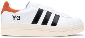 Y-3 Hicho three-stripe sneakers