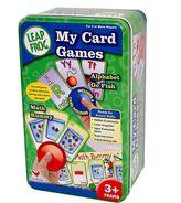 "Leapfrog My Card Games"" Tin"