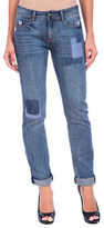 Lola Jeans Sienna High Rise Girlfriend Jeans