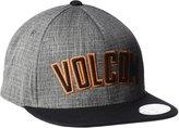 Volcom Men's Fielder Six Panel 110 Snap Back Hat