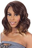 "Freetress Equal Brazilian Natural Invisible ""L"" Part Synthetic Wig SOFTY (2)"