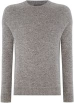 Peter Werth Men's Copen brushed wool knitted sweat jumper