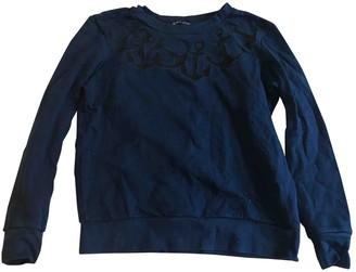Petit Bateau Blue Cotton Knitwear for Women