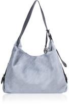 Amanda Wakeley Costner Sky Pony Hobo Bag