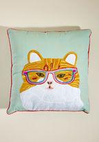 Karma Living Whisker Wisdom Pillow