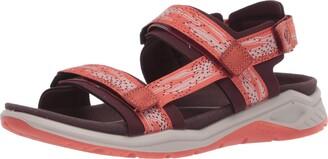 Ecco Outdoor Womens X-TRINSIC Strap Sandal Sport