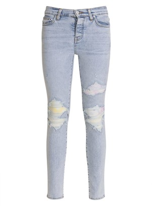 Amiri Mx1 Woman Jeans