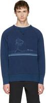 Rag & Bone Indigo new York Vacation Sweatshirt