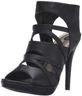 Michael Antonio Women's River-Pu Dress Sandal