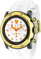 Glam Rock Miami Beach GR2519 46mm Plastic Case Silicone Mineral Men's & Women's Watch