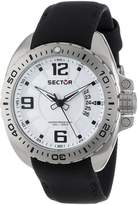 Sector Men's R3251573003 Racing Analog Cloth Watch