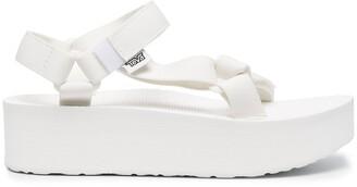 Teva Side-Buckle Platform Sandals