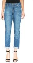 Liverpool Jeans Company Peyton Slim Stretch Crop Boyfriend Jeans (Montauk)