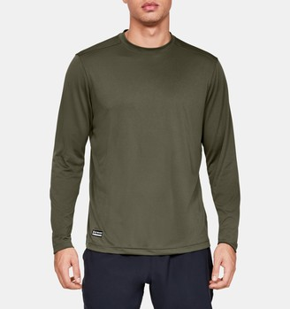 Under Armour Men's Tactical UA Tech Long Sleeve T-Shirt
