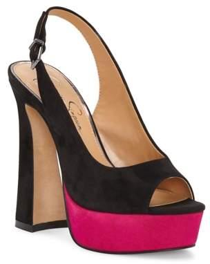 Jessica Simpson Raxie Platform Sandal