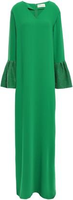 Sachin + Babi Embellished Crepe Gown