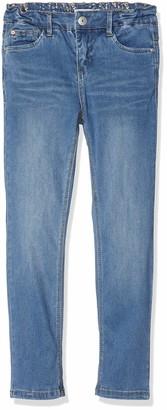 Name It Girl's Nkfsalli Dnmtora 2121 Hw Pant Jeans