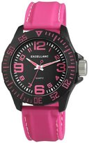 Excellanc Men's Quartz Watch 225675500016 with Rubber Strap
