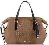 Brahmin Wilmington Collection Delaney Satchel