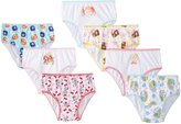 Handcraft Little Girls' Palace Pets Underwear Panty (Pack of 7)