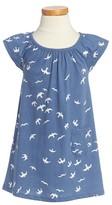 Tea Collection Girl's Kookaburra Flutter Dress