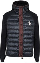 Moncler Grenoble Tri-tone Shell And Fleece Jacket